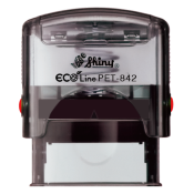 Shiny PET-842 Eco Friendly Custom Self-Inking Stamp