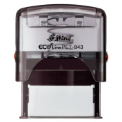 Shiny PET-843 Eco Friendly Custom Self-Inking Stamp