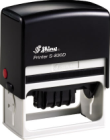 S-830D Light Weight Self-Inking Date Stamp