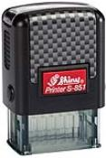 Shiny S-851 Custom Self-Inking Stamp
