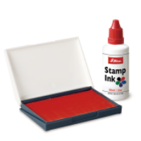 Check out our selection of rubber stamp pads and ink.